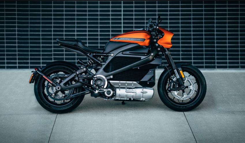 Harley-Davidson Livewire akan dibuka untuk tempahan bermula Januari 2019, spesifikasi awal telah didedah Image #885054
