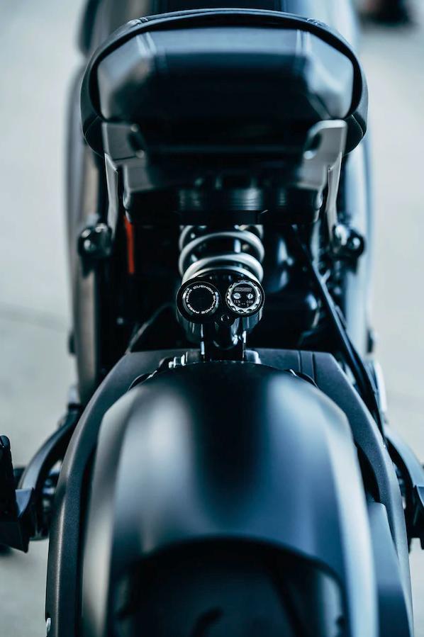 Harley-Davidson Livewire akan dibuka untuk tempahan bermula Januari 2019, spesifikasi awal telah didedah Image #885051