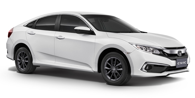 Honda Civic facelift launched in Thailand – 4 variants, 1.8L NA and 1.5L turbo, Honda Sensing introduced Image #895905