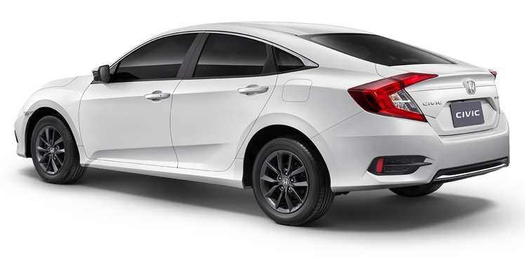 Honda Civic facelift launched in Thailand – 4 variants, 1.8L NA and 1.5L turbo, Honda Sensing introduced Image #895906