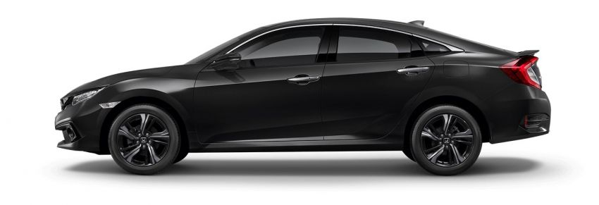 Honda Civic facelift launched in Thailand – 4 variants, 1.8L NA and 1.5L turbo, Honda Sensing introduced Image #895907