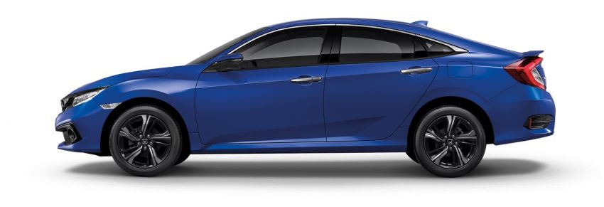 Honda Civic facelift launched in Thailand – 4 variants, 1.8L NA and 1.5L turbo, Honda Sensing introduced Image #895908