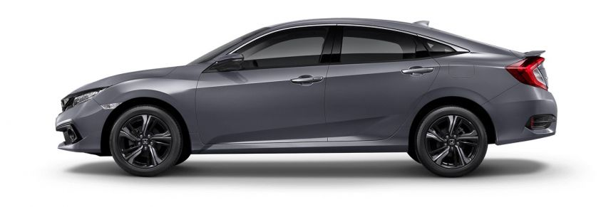 Honda Civic facelift launched in Thailand – 4 variants, 1.8L NA and 1.5L turbo, Honda Sensing introduced Image #895909
