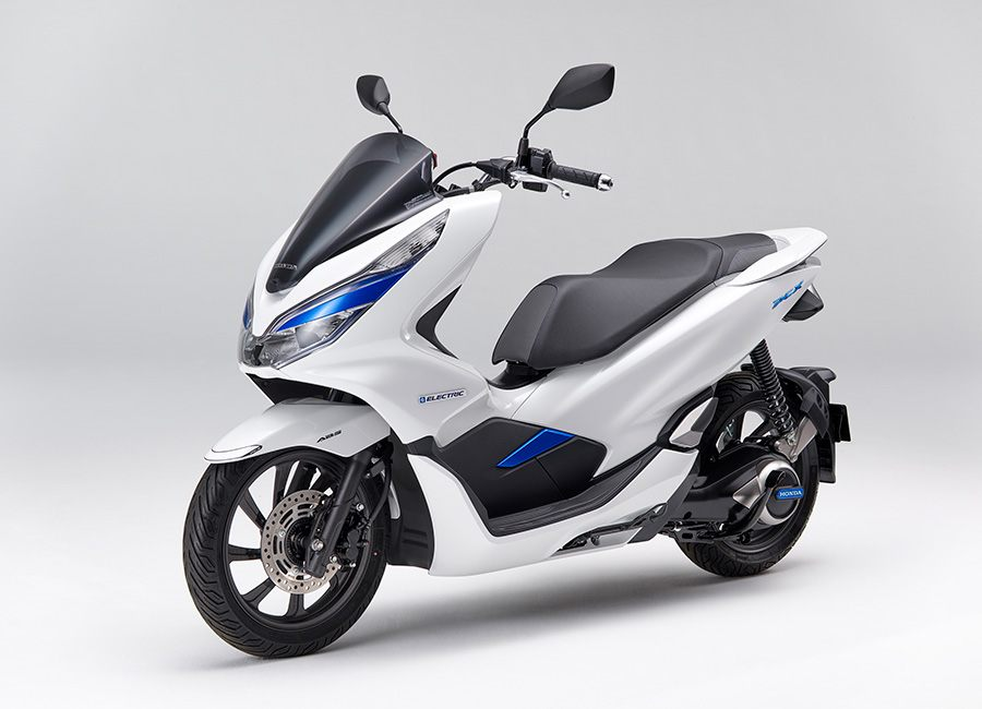Honda Starts Lease Sales Of Honda Pcx Electric Scooter In Japan