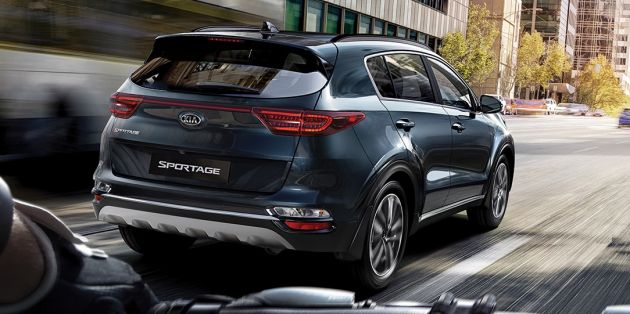 2019 Kia Sportage Facelift Now In Malaysia 2 0 Ex And 2 0d Gt Line