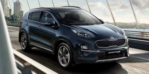 kia sportage facelift 2019 kini di malaysia 2 0 ex dan 2. Black Bedroom Furniture Sets. Home Design Ideas