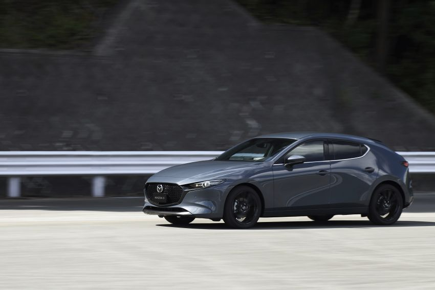2019 Mazda 3 officially revealed – sedan, hatchback; SkyActiv-X hybrid; GVC Plus, improved i-Activsense Image #895367