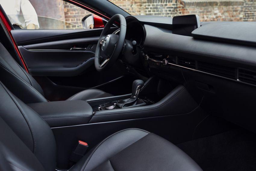 2019 Mazda 3 officially revealed – sedan, hatchback; SkyActiv-X hybrid; GVC Plus, improved i-Activsense Image #895368