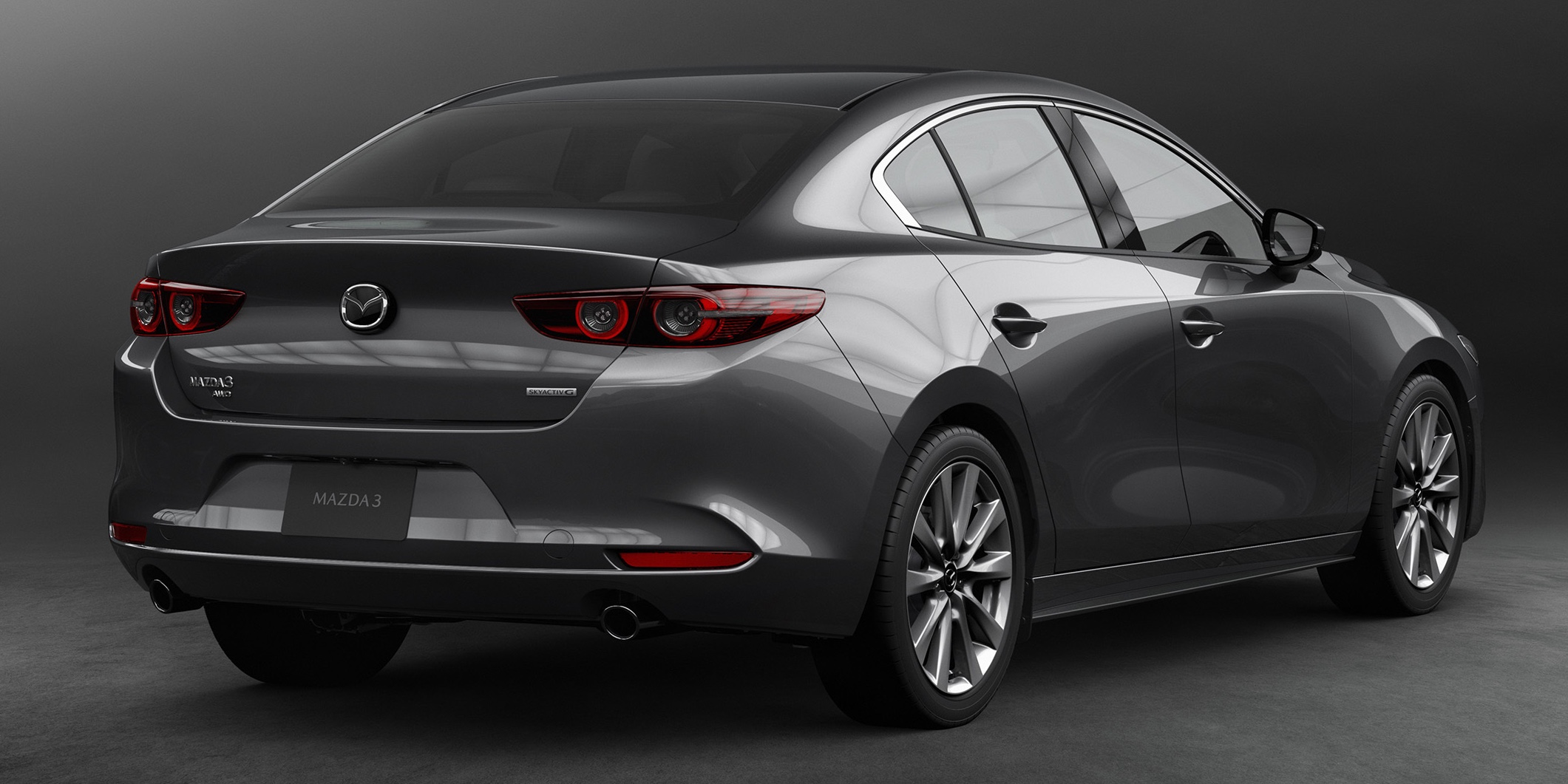 2019 mazda 3 officially revealed sedan hatchback skyactiv x hybrid gvc plus improved i. Black Bedroom Furniture Sets. Home Design Ideas