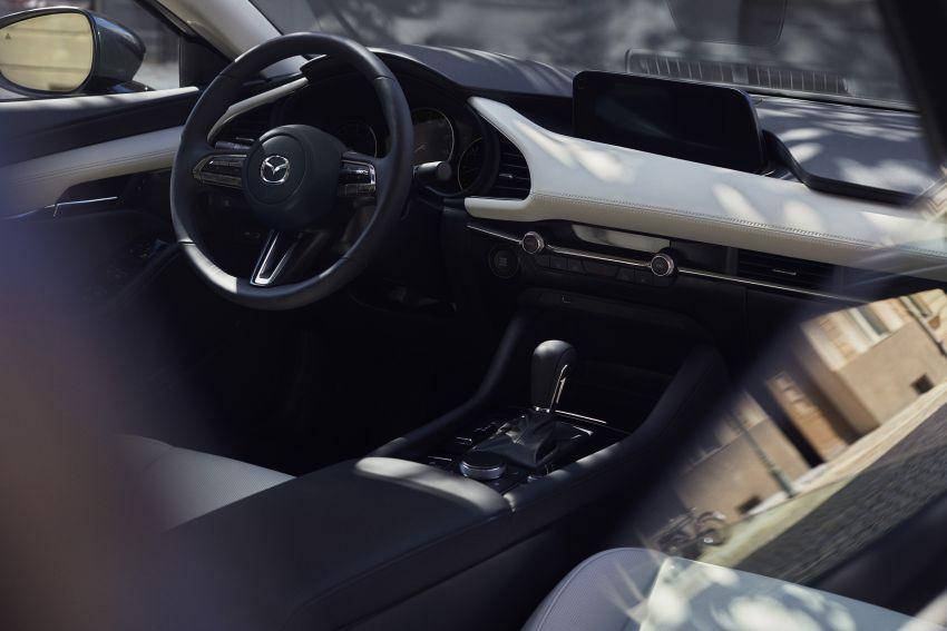 2019 Mazda 3 officially revealed – sedan, hatchback; SkyActiv-X hybrid; GVC Plus, improved i-Activsense Image #895382