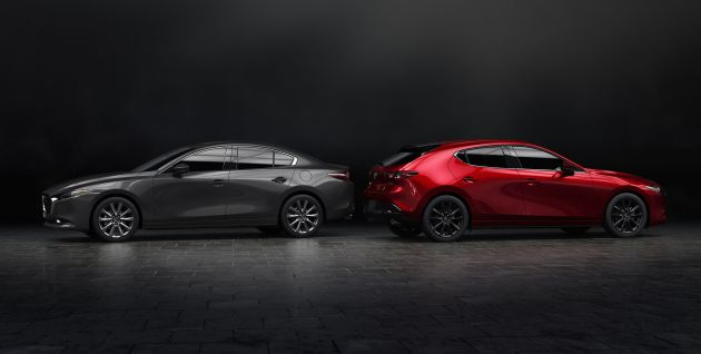 Mazda Has Officially Unveiled The All New 3 Which Will Go On Display At 2018 Los Angeles Auto Show A Core Model In Anese Carmaker S