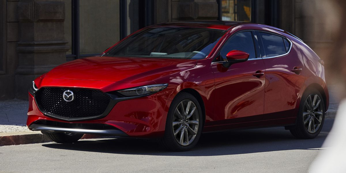 2019 mazda 3 officially revealed