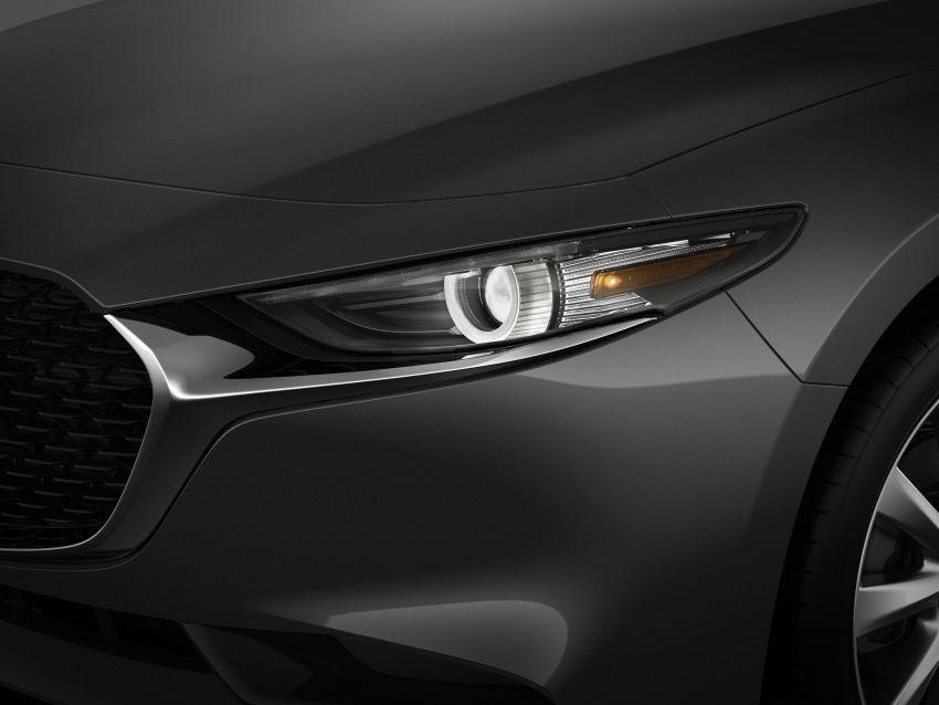 2019 Mazda 3 officially revealed – sedan, hatchback; SkyActiv-X hybrid; GVC Plus, improved i-Activsense Image #895386