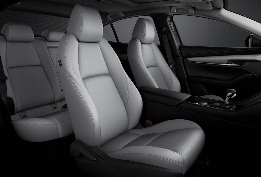 2019 Mazda 3 officially revealed – sedan, hatchback; SkyActiv-X hybrid; GVC Plus, improved i-Activsense Image #895391