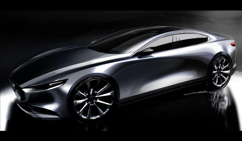 2019 Mazda 3 officially revealed – sedan, hatchback; SkyActiv-X hybrid; GVC Plus, improved i-Activsense Image #895392