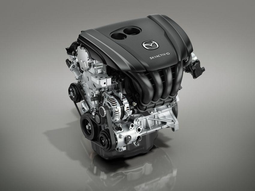 2019 Mazda 3 officially revealed – sedan, hatchback; SkyActiv-X hybrid; GVC Plus, improved i-Activsense Image #895395