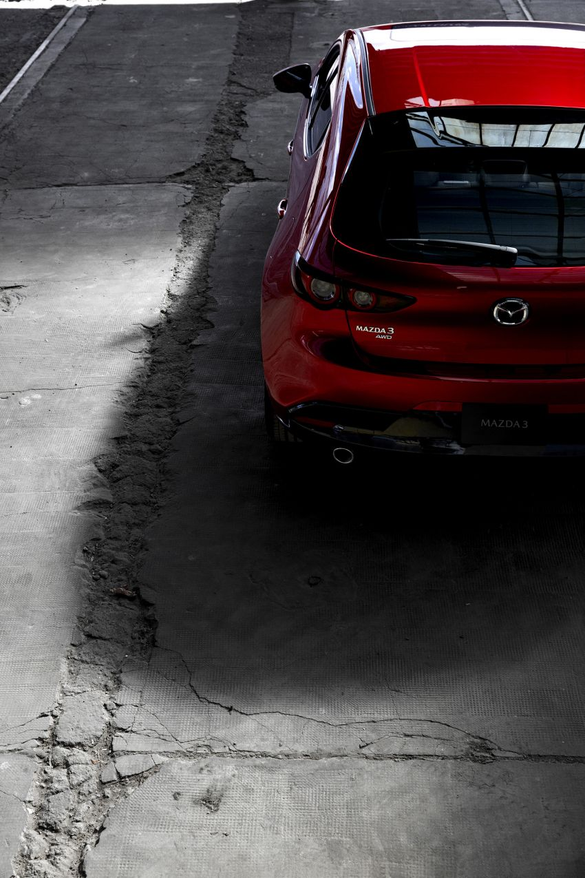 2019 Mazda 3 officially revealed – sedan, hatchback; SkyActiv-X hybrid; GVC Plus, improved i-Activsense Image #895358