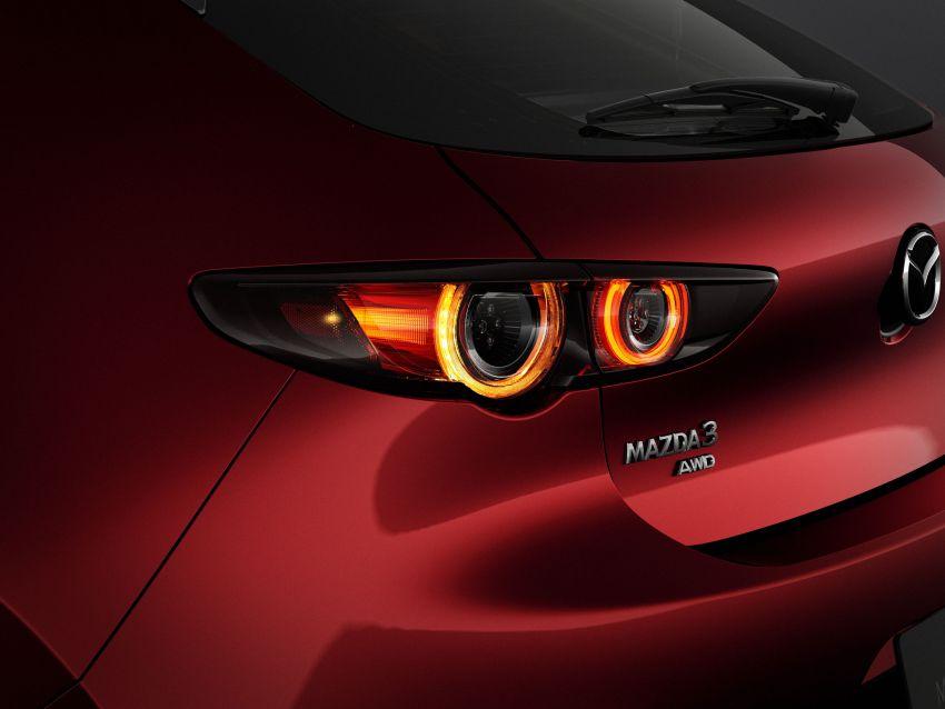 2019 Mazda 3 officially revealed – sedan, hatchback; SkyActiv-X hybrid; GVC Plus, improved i-Activsense Image #895362