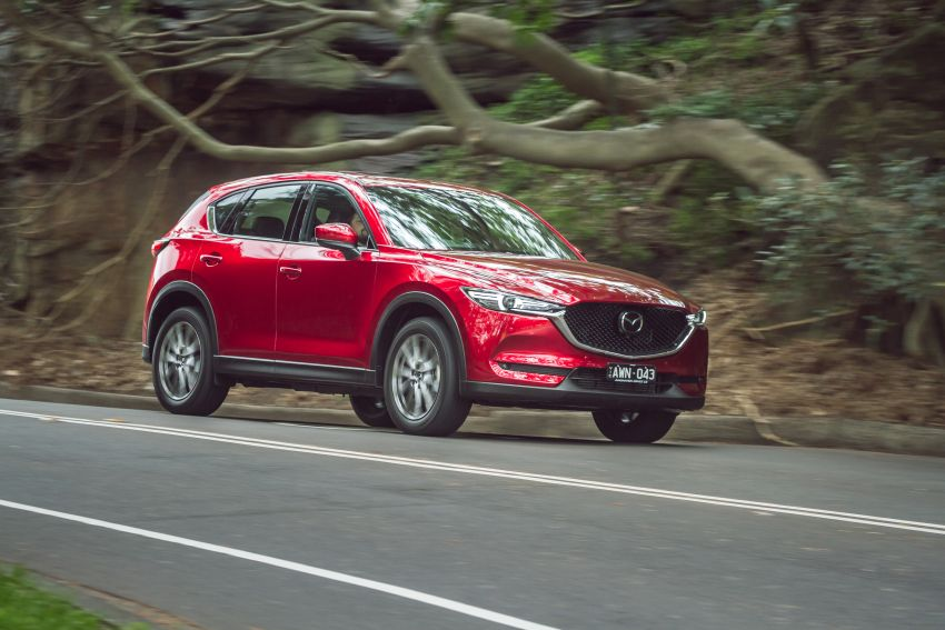 2019 Mazda CX-5 – turbo for Australia from RM143k Image #893863