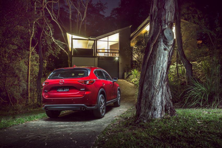 2019 Mazda CX-5 – turbo for Australia from RM143k Image #893866