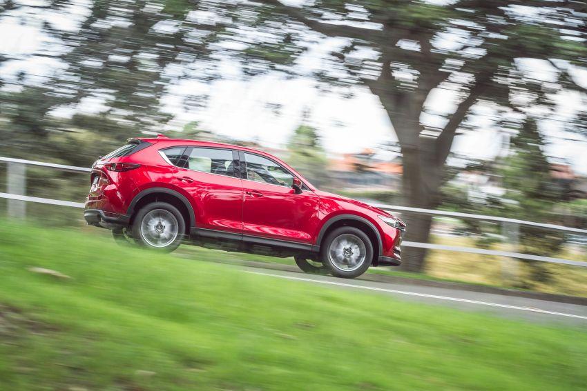 2019 Mazda CX-5 – turbo for Australia from RM143k Image #893867
