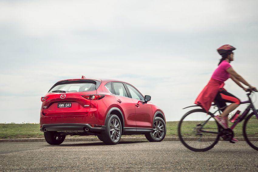 2019 Mazda CX-5 – turbo for Australia from RM143k Image #893871