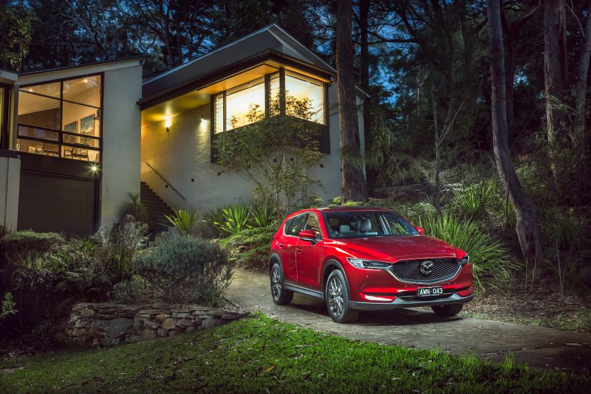 2019 Mazda CX-5 – turbo for Australia from RM143k Image #893872