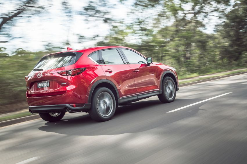 2019 Mazda CX-5 – turbo for Australia from RM143k Image #893878