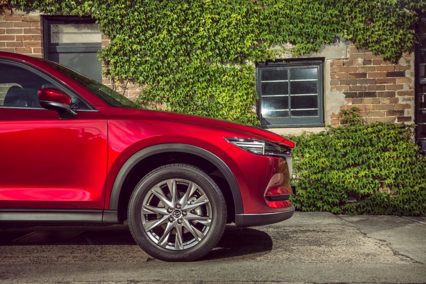 2019 Mazda CX-5 – turbo for Australia from RM143k Image #893883