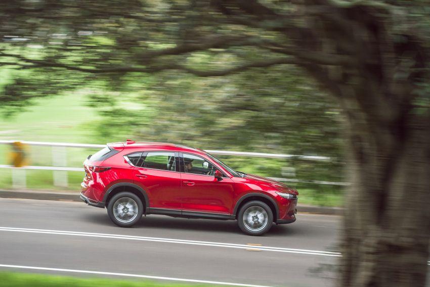 2019 Mazda CX-5 – turbo for Australia from RM143k Image #893855
