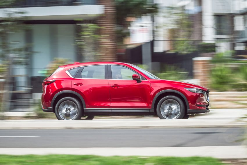 2019 Mazda CX-5 – turbo for Australia from RM143k Image #893885