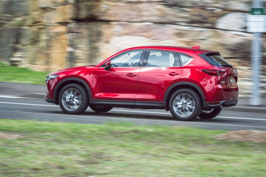 2019 Mazda CX-5 – turbo for Australia from RM143k Image #893888