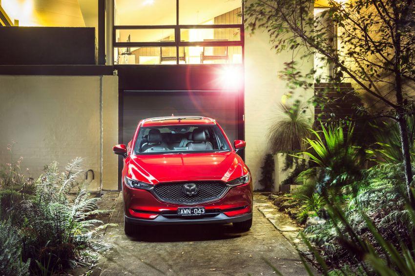 2019 Mazda CX-5 – turbo for Australia from RM143k Image #893891