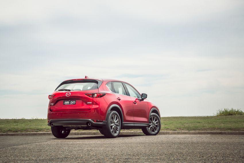 2019 Mazda CX-5 – turbo for Australia from RM143k Image #893892