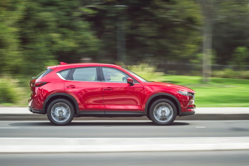 2019 Mazda CX-5 – turbo for Australia from RM143k Image #893893
