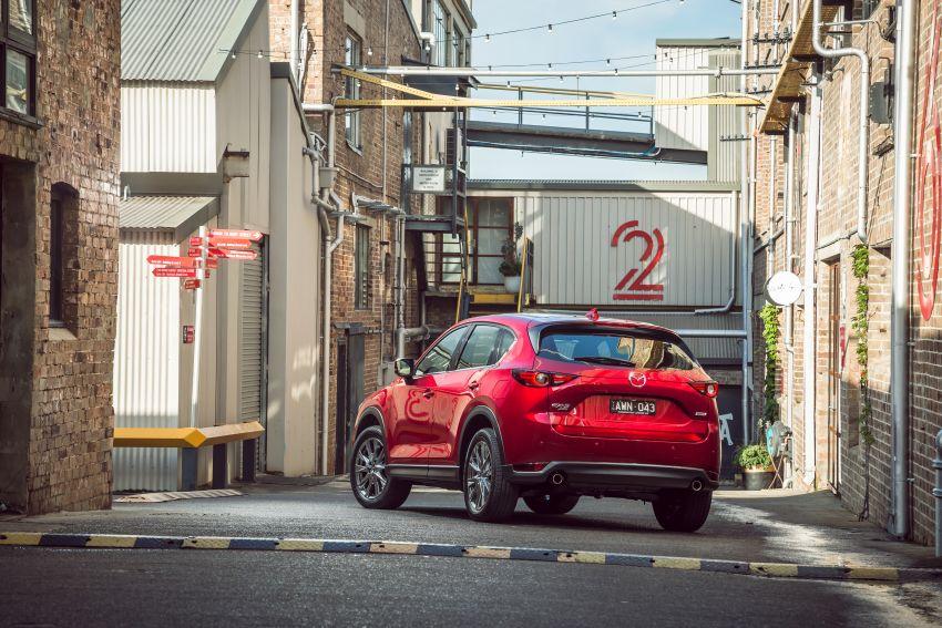 2019 Mazda CX-5 – turbo for Australia from RM143k Image #893856