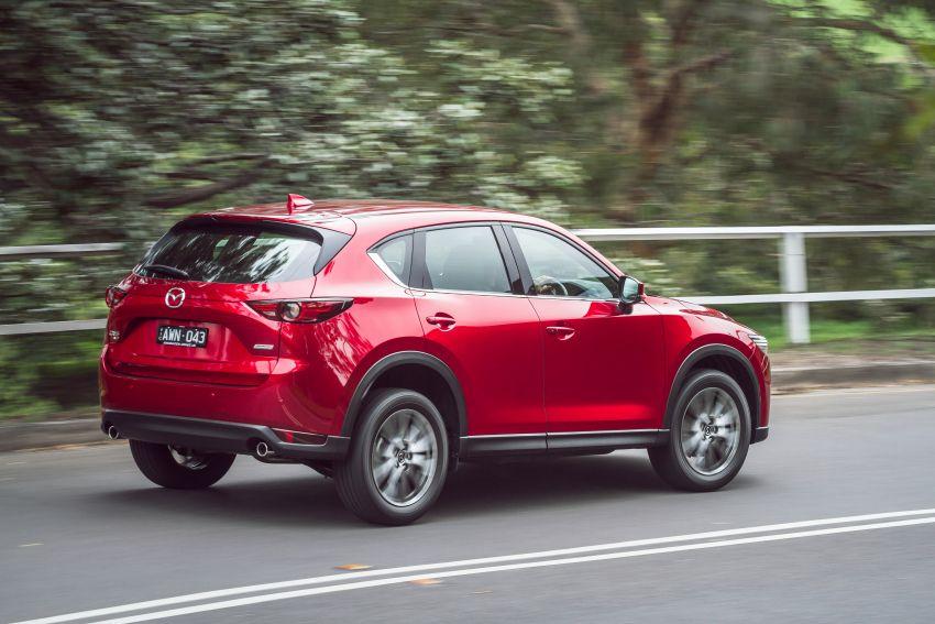 2019 Mazda CX-5 – turbo for Australia from RM143k Image #893898