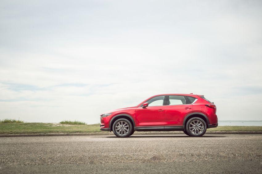 2019 Mazda CX-5 – turbo for Australia from RM143k Image #893900