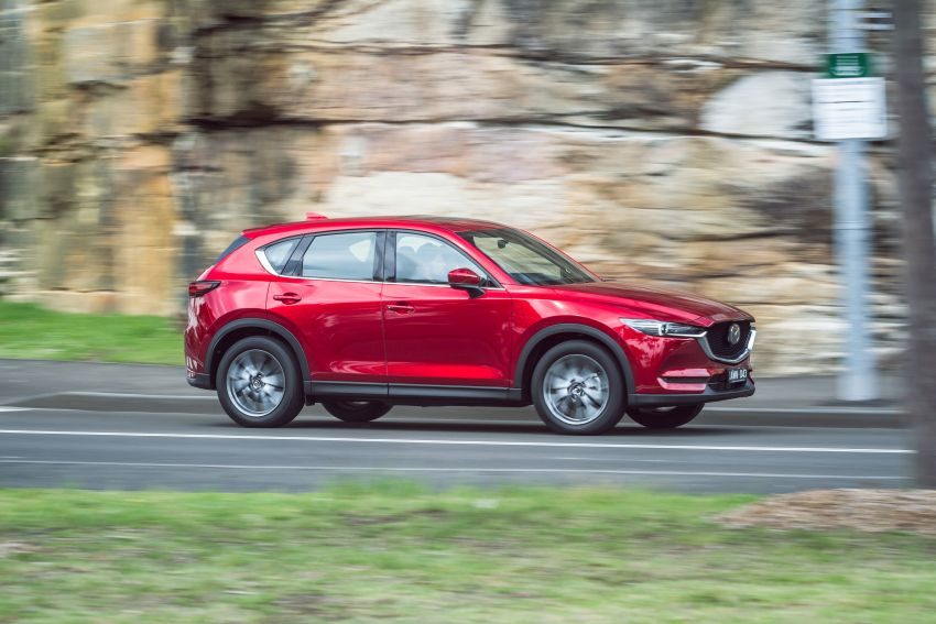 2019 Mazda CX-5 – turbo for Australia from RM143k Image #893901