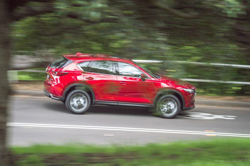 2019 Mazda CX-5 – turbo for Australia from RM143k Image #893907