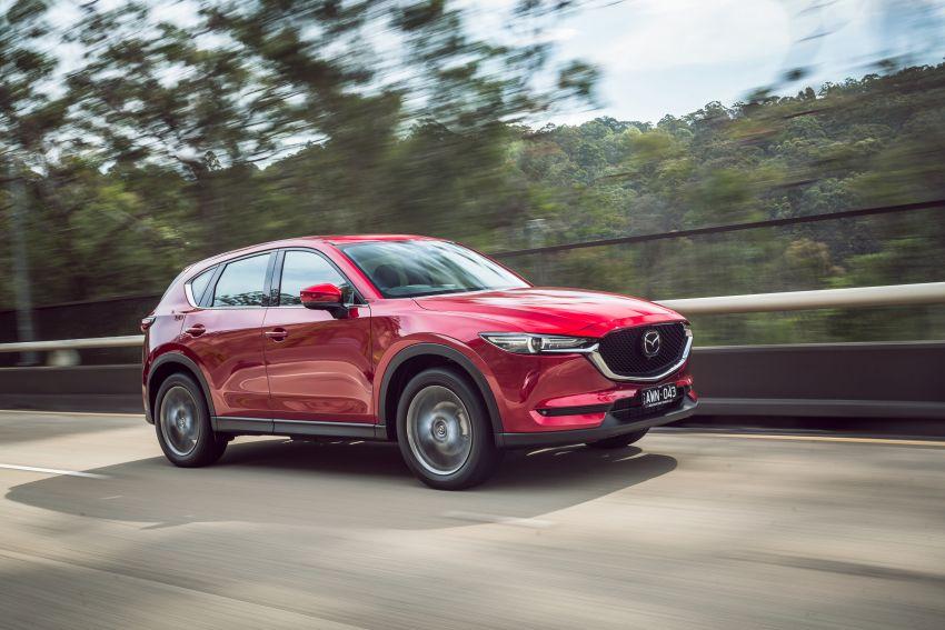 2019 Mazda CX-5 – turbo for Australia from RM143k Image #893920