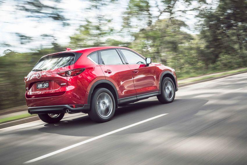 2019 Mazda CX-5 – turbo for Australia from RM143k Image #893934
