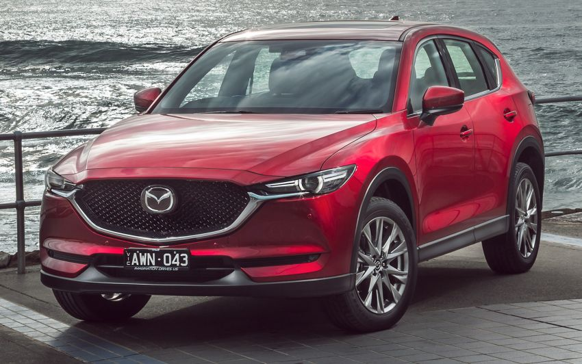 2019 Mazda CX-5 – turbo for Australia from RM143k Image #893859