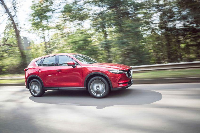 2019 Mazda CX-5 – turbo for Australia from RM143k Image #893970