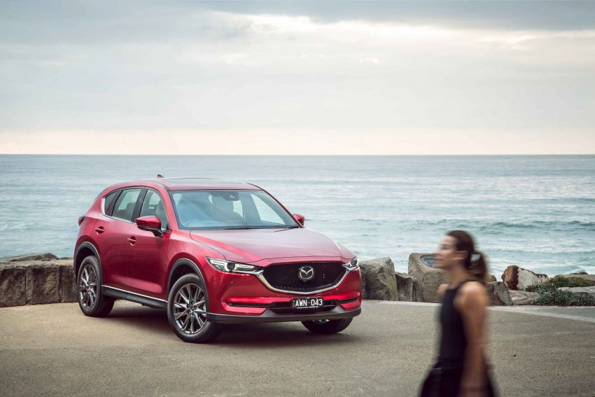 2019 Mazda CX-5 – turbo for Australia from RM143k Image #893978