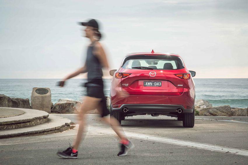 2019 Mazda CX-5 – turbo for Australia from RM143k Image #893984