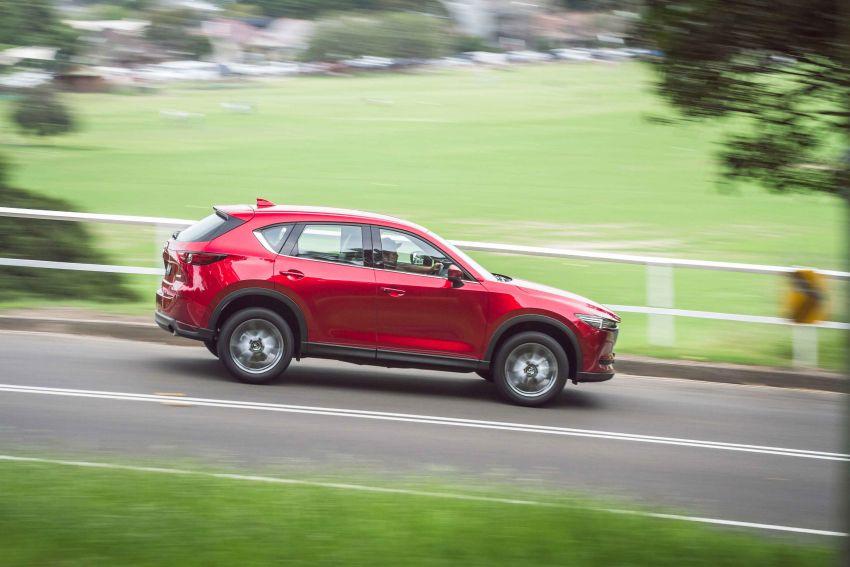 2019 Mazda CX-5 – turbo for Australia from RM143k Image #893988