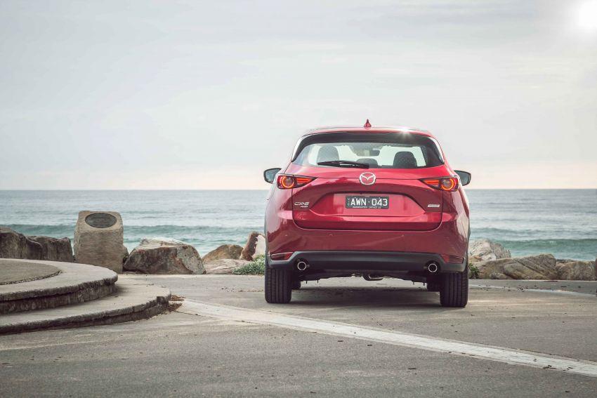 2019 Mazda CX-5 – turbo for Australia from RM143k Image #893989