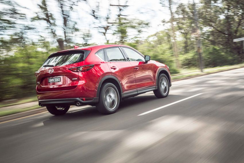 2019 Mazda CX-5 – turbo for Australia from RM143k Image #893993