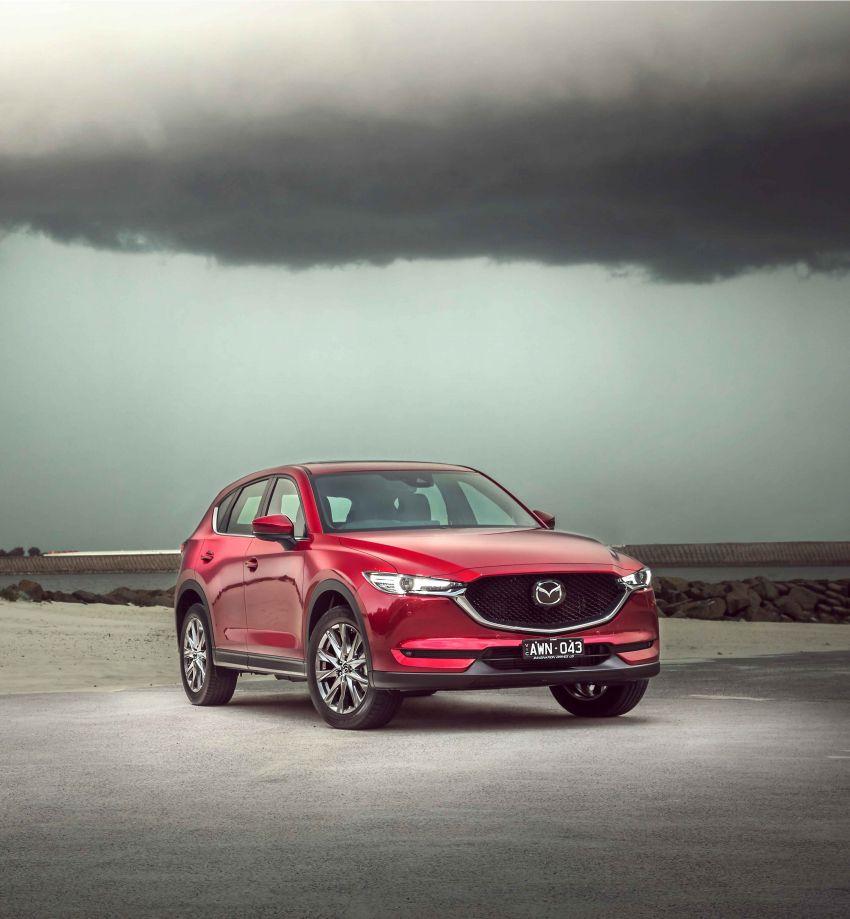 2019 Mazda CX-5 – turbo for Australia from RM143k Image #893995